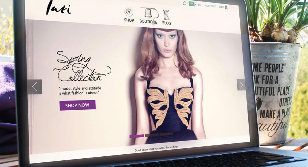 e60b5740e7 Como montar uma loja virtual de moda - Algumas dicas