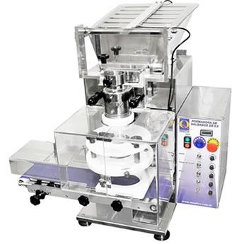 Máquina de fazer salgadinhos
