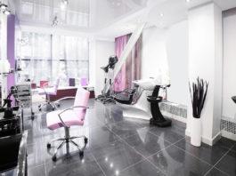 Como renovar um salão de beleza