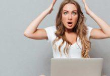 Principais erros em ganhar dinheiro com um blog